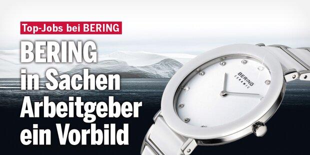 Anzeige Bering