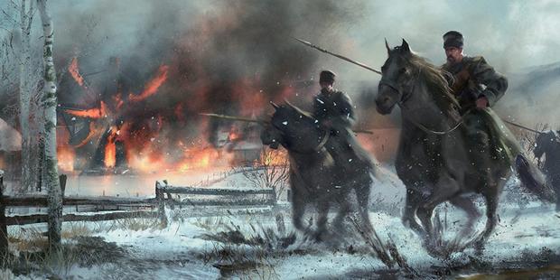 Battlefield 1 verlegt Nachschub zur Ostfront