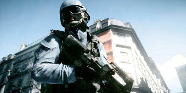 Gewinnen Sie ein Battlefield 3-PC-Set