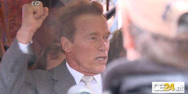 Schwarzenegger eröffnet sein Museum