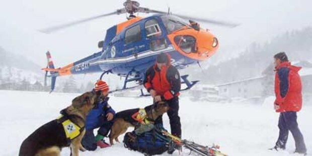 Skifahrer verstarb bei Skiunfall