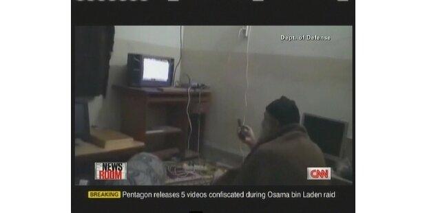 Bin Laden: Seine letzten Videos