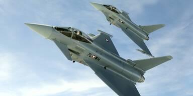 BMLV - ADV - Luftraumüberwachung - Eurofighter