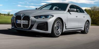 BMW bringt das neue 4er Gran Coupé