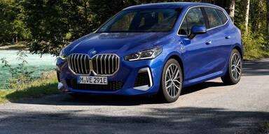 Alle Infos zum neuen BMW 2er Active Tourer