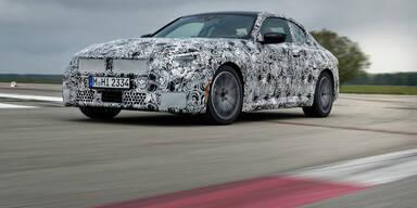 Erste offizielle Infos zum neuen BMW 2er Coupé