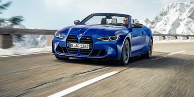 """BMW bringt den neuen M4 """"oben ohne"""""""