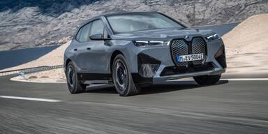 Neuer BMW iX ab sofort bestellbar
