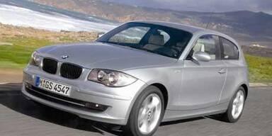 BMW`s spritsparender 118d mit Start-Stop-Technik