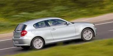 BMWs spritsparender 118d mit Start-Stop-Technik