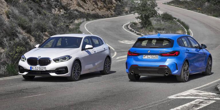 Das kostet der völlig neue BMW 1er