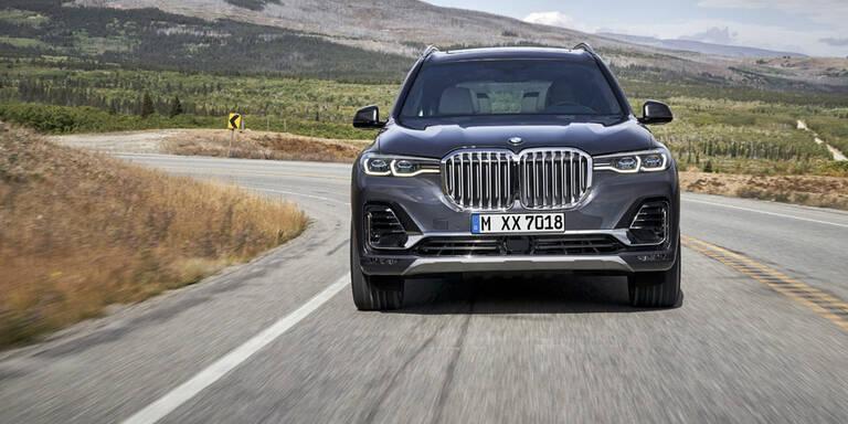 Alle Infos vom völlig neuen BMW X7