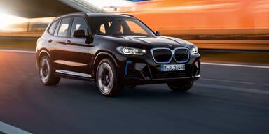 Facelift des BMW iX3 dürfte Erstkäufern nicht gefallen