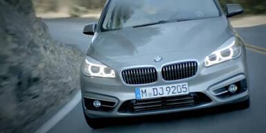 Das ist der erste Van von BMW