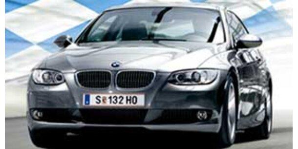 Internationaler BMW-Etat nach Wien