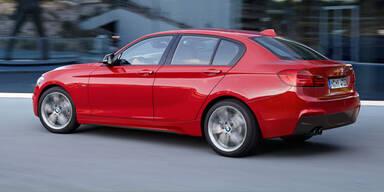 So kommt die BMW 1er-Limousine