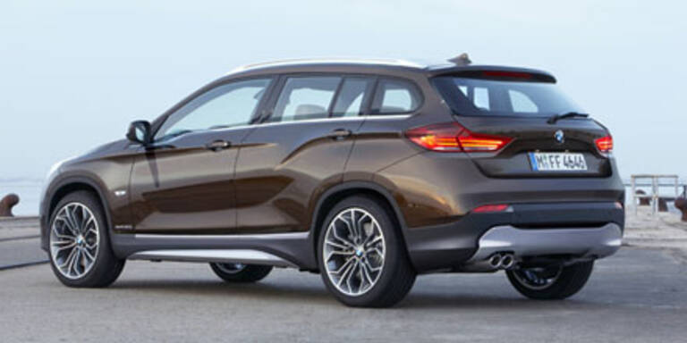 1er BMW in Zukunft mit Frontantrieb