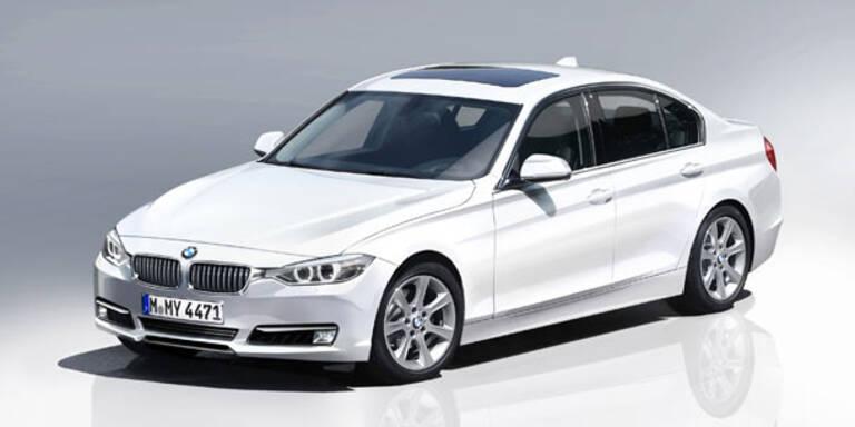 Das wird der neue 3er BMW (F30)