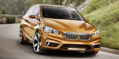 BMW zeigt seinen 1er-Van