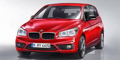 BMW 1er GT kommt bereits 2014