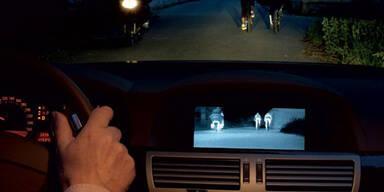 BMW Night Vision01