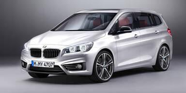 So kommt der Van von BMW