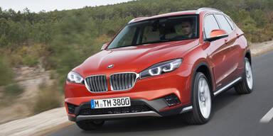So kommt der nächste BMW X1