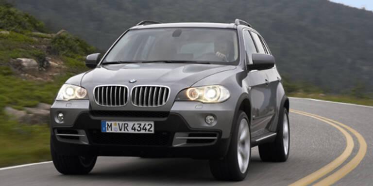 Österreicher lieben spritfressende Geländewagen