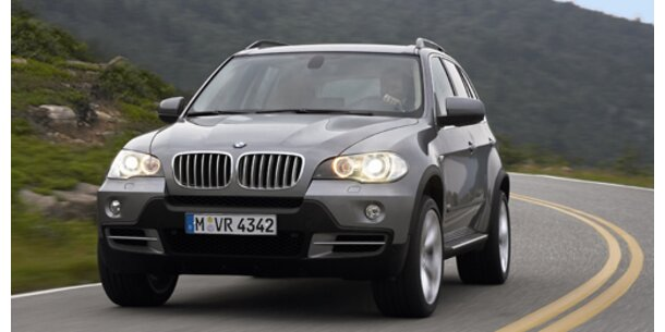 Initiative sichert sich BMW fünffach