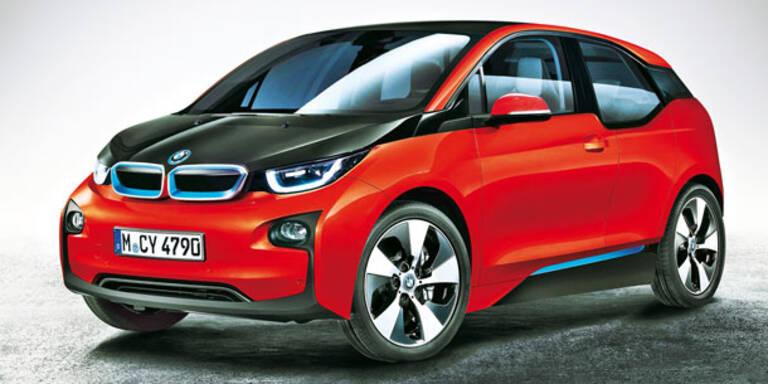 So kommt der BMW i3 in Serie