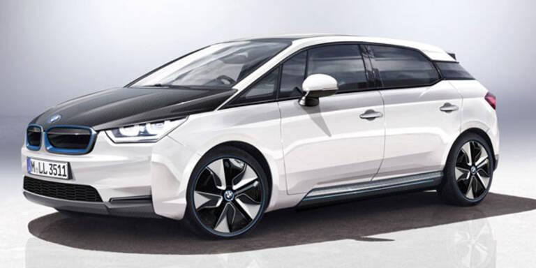 BMW bringt neuen i5 und besseren i3