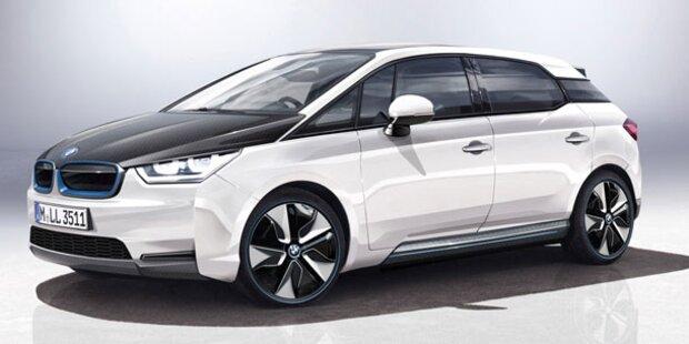 BMW weitet die i-Reihe mit i1 und i5 aus