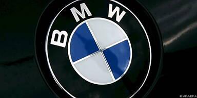 BMW leidet unter Absatzschwäche