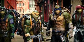 Neue Turtles-Trailer ist Hit im Netz