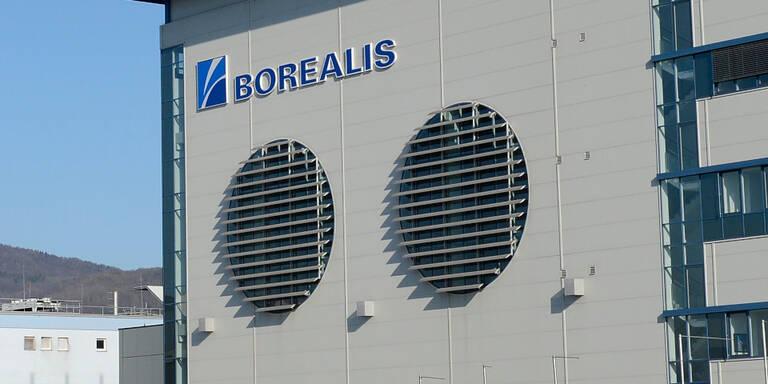 Borealis hat neue Abwasserreinigungsanlage