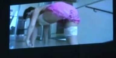 Porno-Major tritt Video-Beweis an