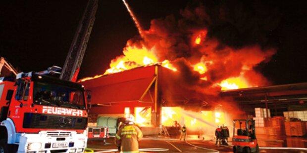Linz-Textil: Feuerteufel vor Gericht