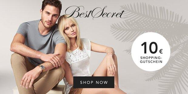 Anzeige Best Secrets