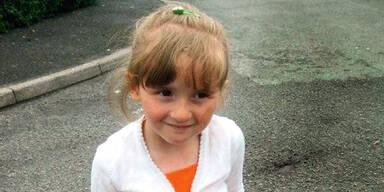 Großbritannien: 5-Jährige entführt