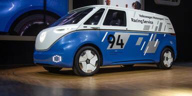 VW legt bei E-Offensive in China nach