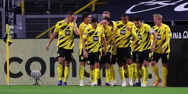 3:0! Dortmund fertigt Schalke ab