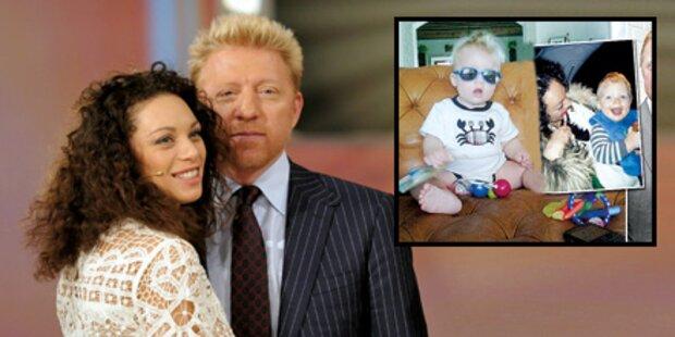 So süß! Lilly Becker twittert Baby-Fotos