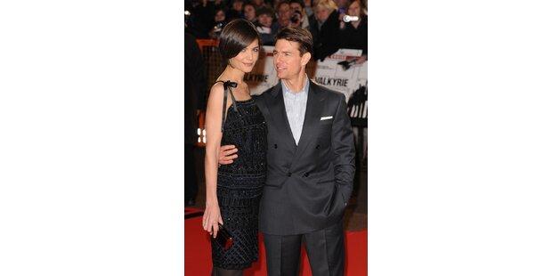 Tom & Katie: Zweites Baby unterwegs?