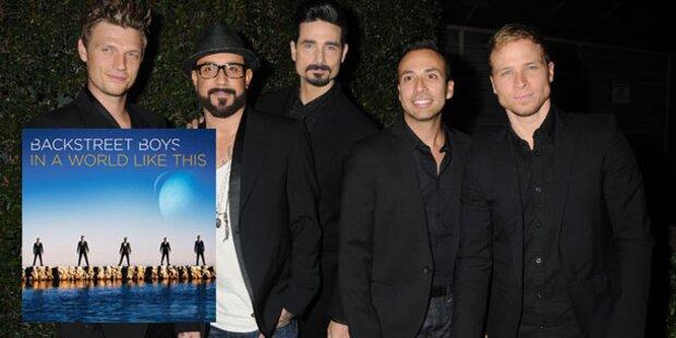 Backstreet Boys starten wieder durch