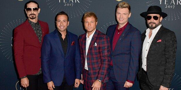 Backstreet Boys kündigten neue Single an