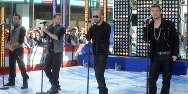 Backstreet Boys performen wieder