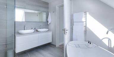 Badezimmer: Energie und Geld sparen