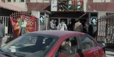 Bagdad: 7 Tote bei Selbstmordanschlag