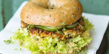 Bagel-vegetarisch