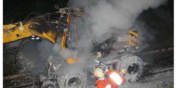 Stromschlag und Feuer überlebt